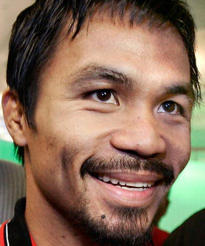 5 victories that made Pacquiao great , The Ring