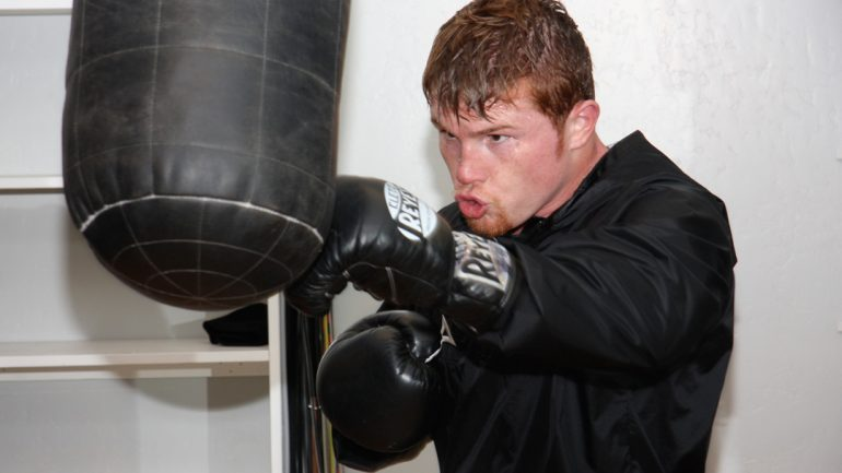 Send in your questions for Canelo Alvarez