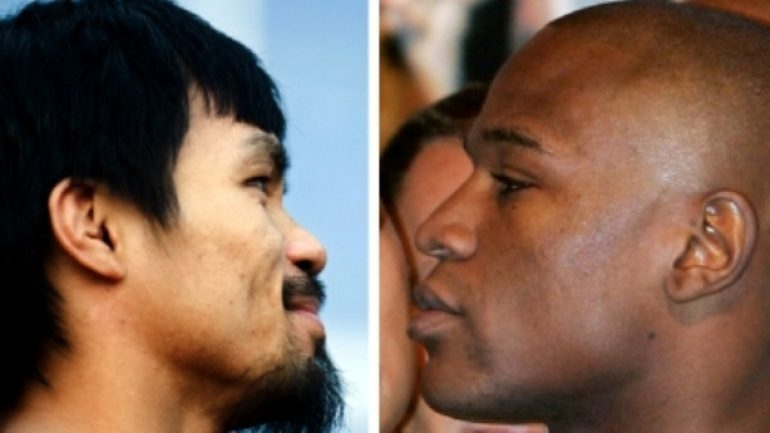 Lem's latest: Manny Pacquiao 'dead serious' about Floyd Mayweather Jr.