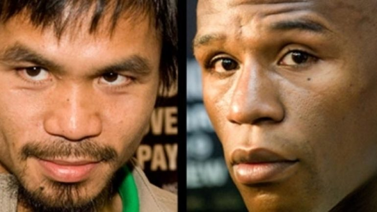 Can Floyd Mayweather Jr.-Manny Pacquiao unify the networks?