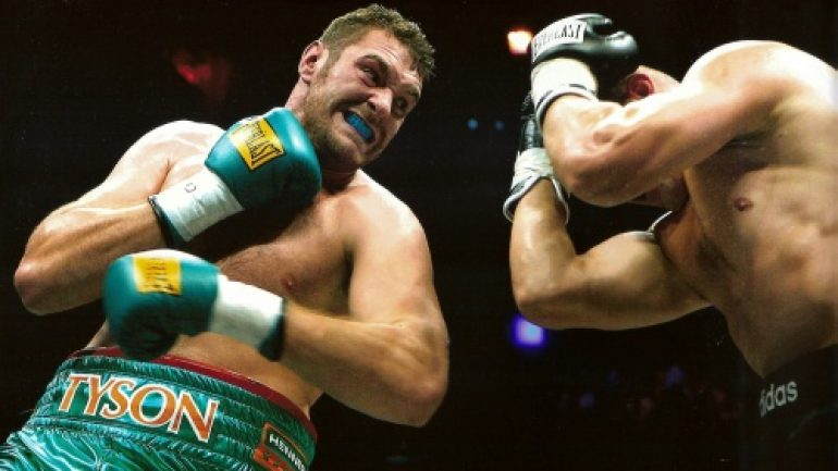 Tyson Fury, a heavyweight tired of waiting