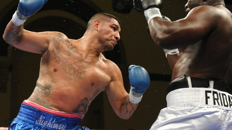 More serious (seriously) Chris Arreola primed for Bermane Stiverne rematch