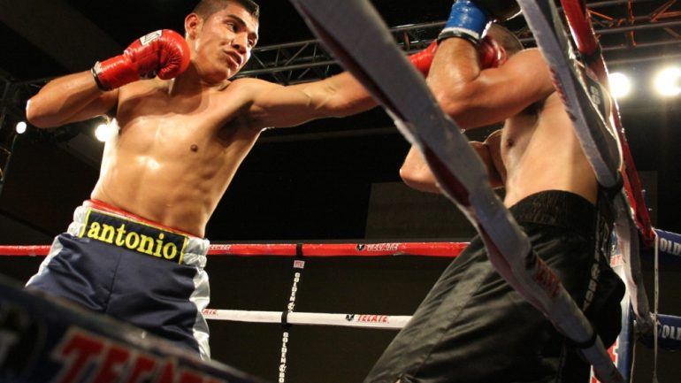 Antonio Orozco-Martin Honorio added to May 15 card