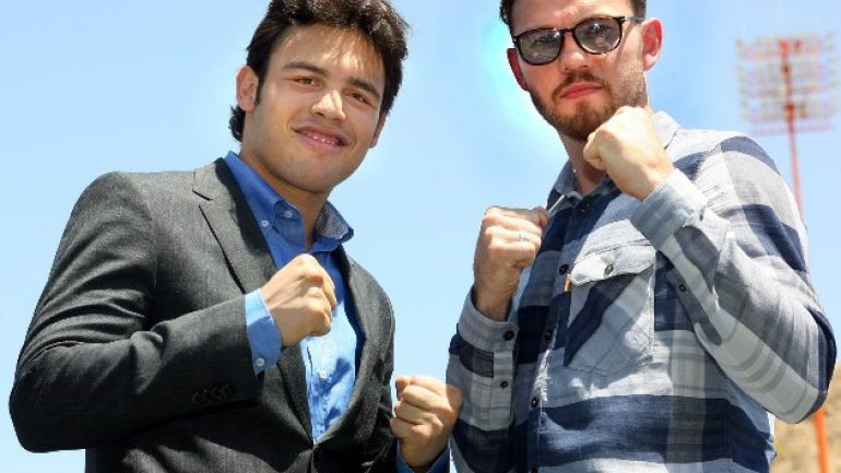 Chavez Jr.-Lee fight is back on in El Paso