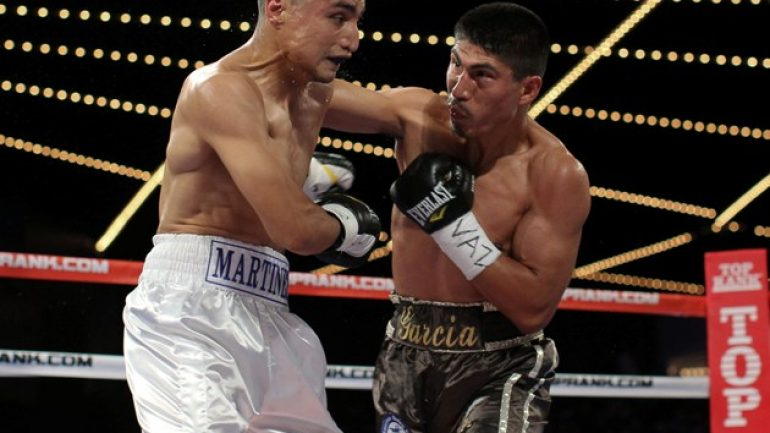 Caballero-Garcia headed for Indio, Calif., on July 28