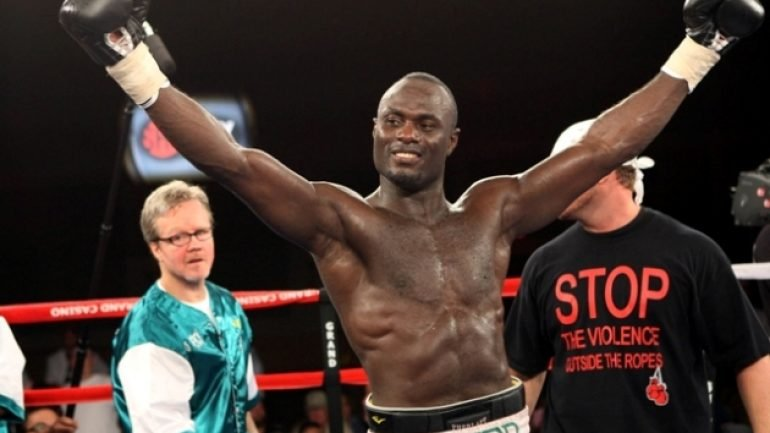 Tarver plans to show Kayode the ropes on June 2