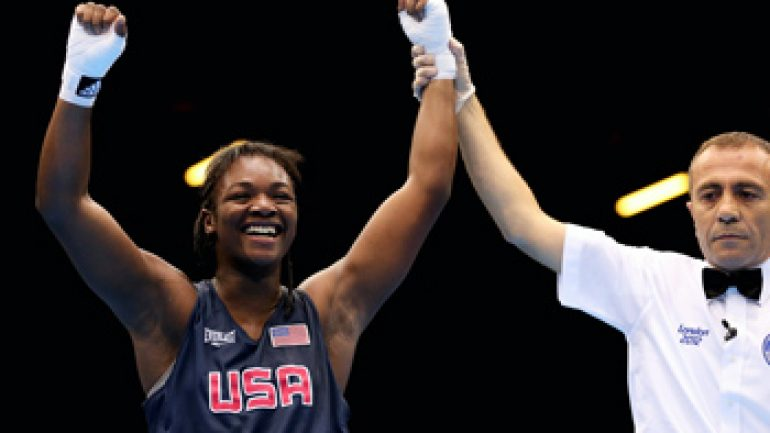 Claressa Shields makes more history on Friday with another milestone