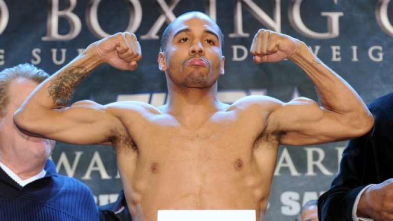 Andre Ward to return against Paul Smith?