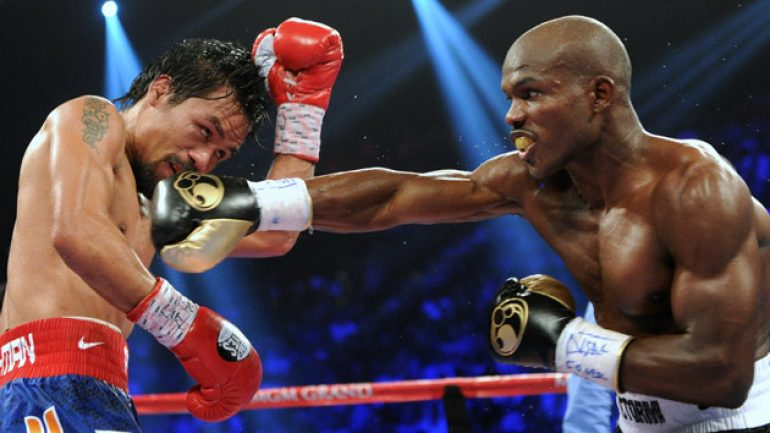 NSAC to randomly drug test Tim Bradley, Manny Pacquiao