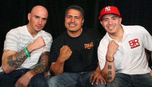 Lem's latest: Garcia brothers hope to end feud - The Ring