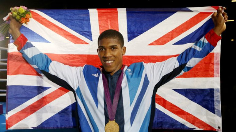 Anthony Joshua 'ready to explode' on Sept. 13