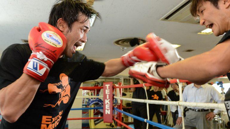 Shinsuke Yamanaka, Kiko Martinez defend titles