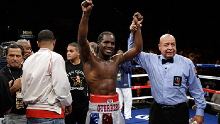 Guerrero-Truax tops Bounce TV tripleheader on Sept. 18