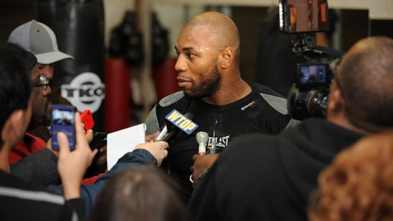 Mitchell eyes homecoming, title fights