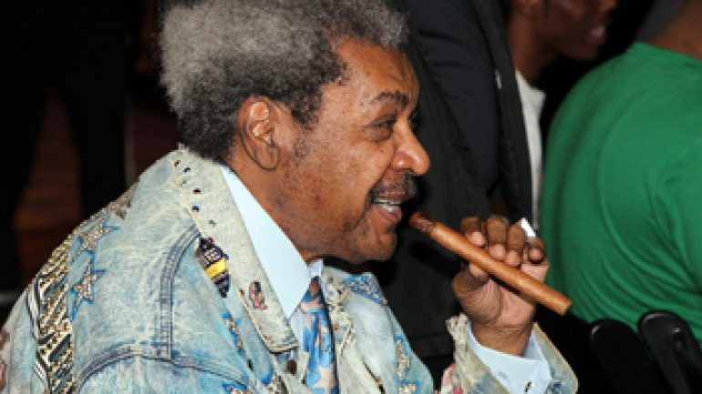 Don King found liable for breach of contract