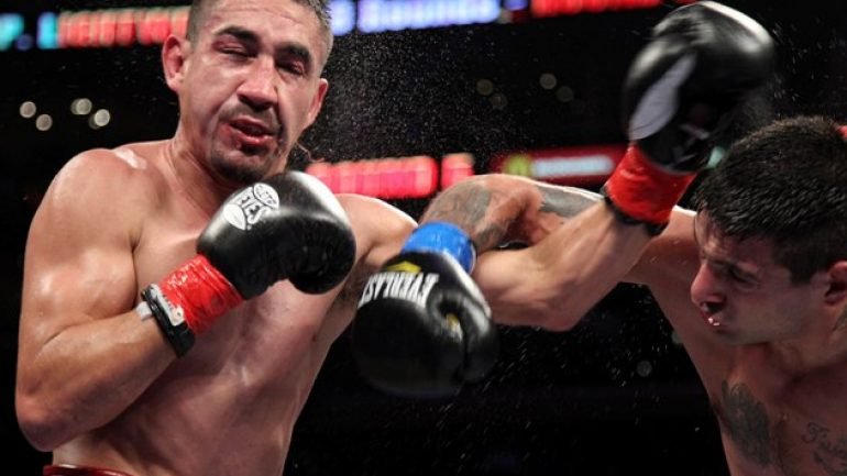 Matthysse considered for Alexander-Brook card