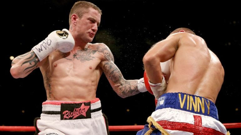 Britain's best pick Ricky Burns to top Terence Crawford