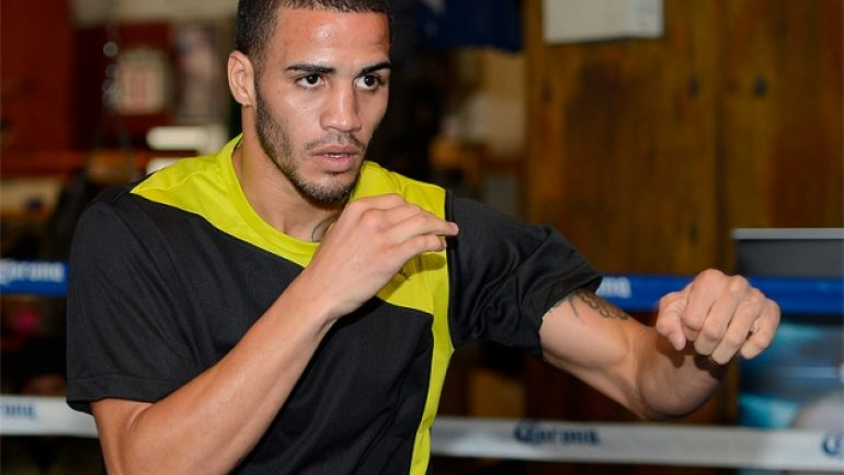 Press release: Golden Boy signs Jorge Melendez, Bastie Samir