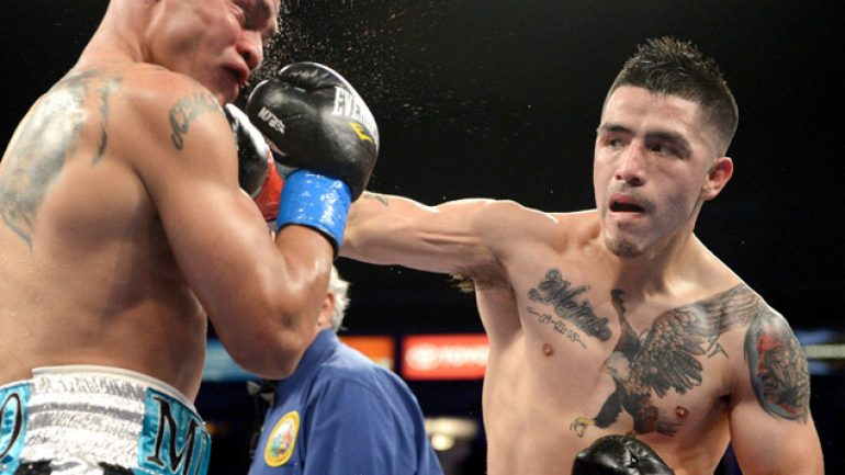 Lem's latest: Brandon Rios-Diego Chaves; Vyacheslav Glazkov returns