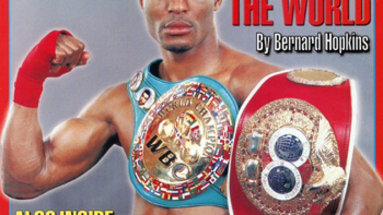 Bernard Hopkins' historic march continues vs. Beibut Shumenov
