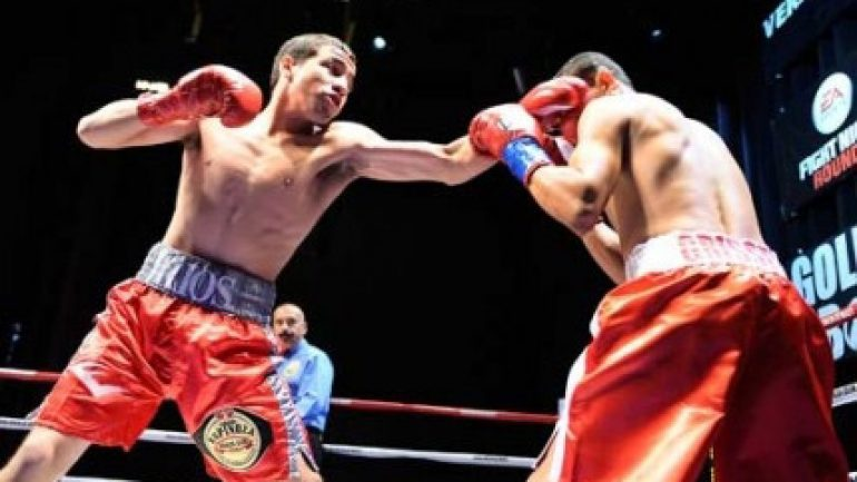 Ronny Rios to fight Andrew Cancio on April 14