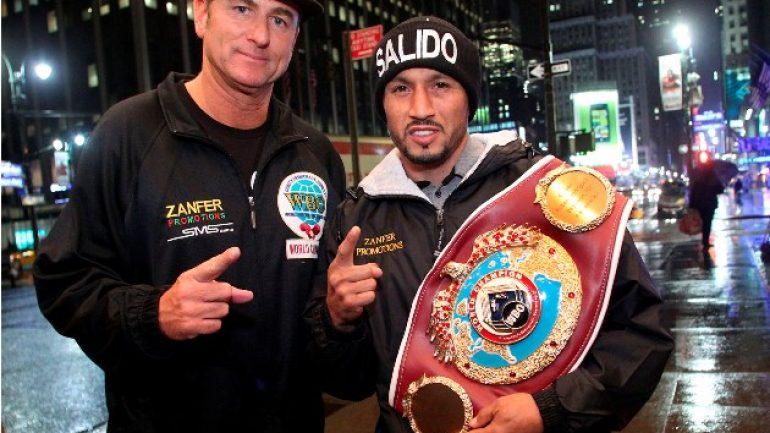Sean Gibbons: 'What more could Salido have done?'