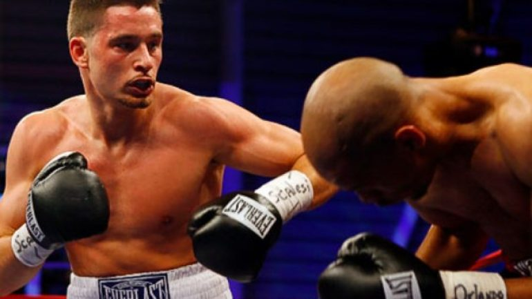 Lem's latest: Chris Algieri to face 'a lot of firsts' vs. Ruslan Provodnikov