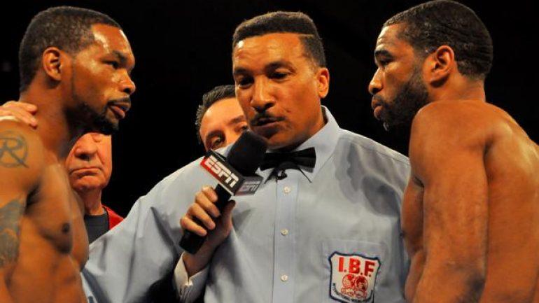 Lem's latest: Tony Weeks to referee Floyd Mayweather Jr.-Marcos Maidana