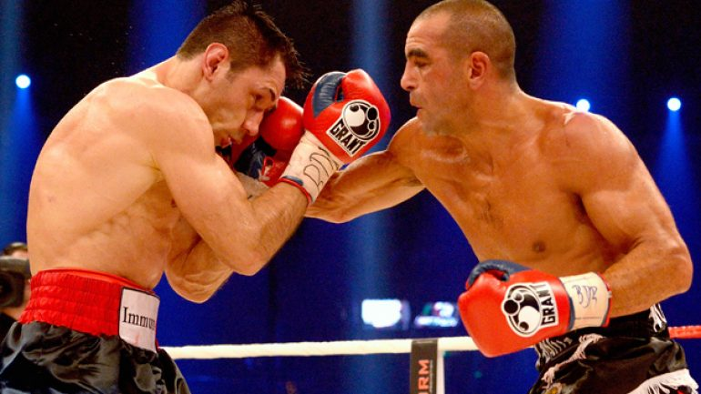 Sam Soliman shocks, dethrones Felix Sturm by unanimous decision