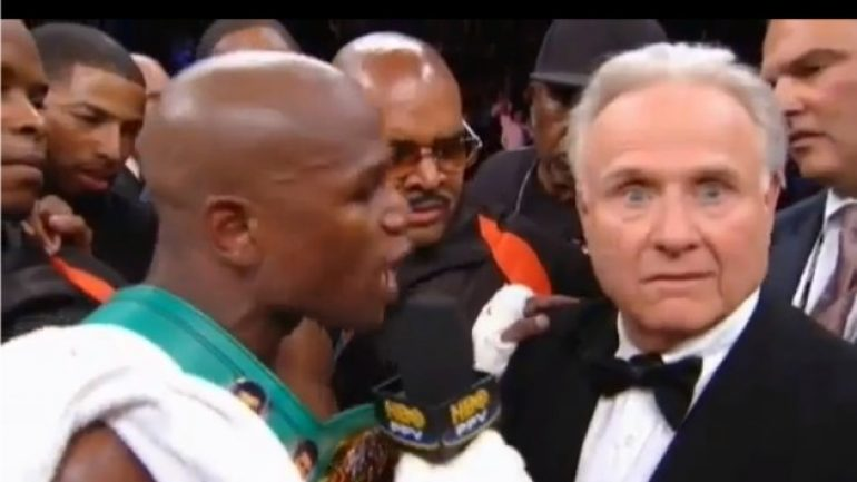 Larry Merchant on Mayweather-Pacquiao: Will it have the 'wow' factor?