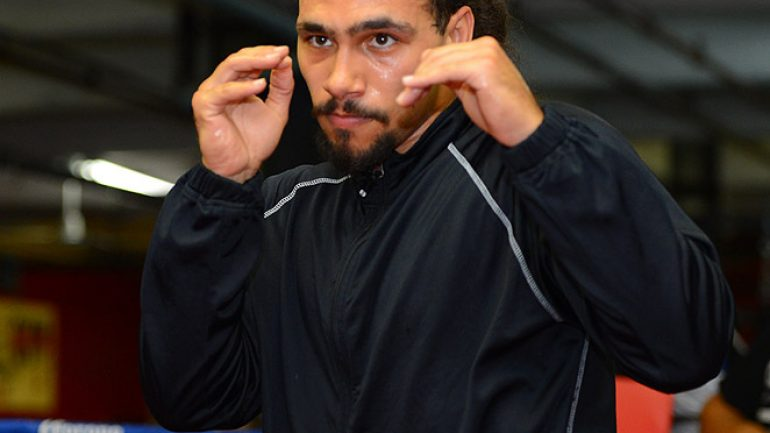 Keith Thurman wants to 'make a statement' versus Julio Diaz