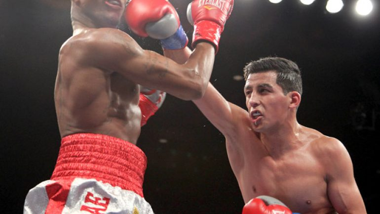 Hugo Centeno-Dominique Dolton headline June 6 ShoBox