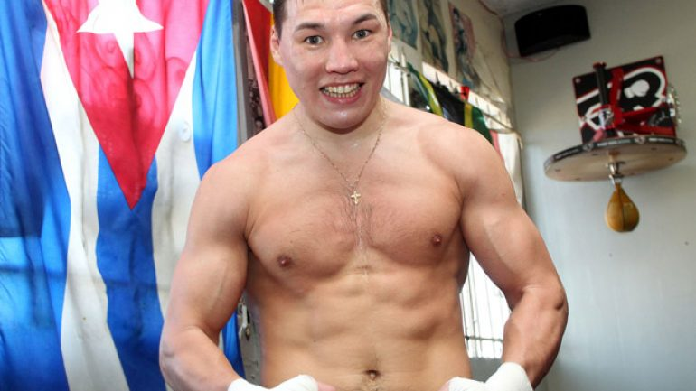 Ruslan Provodnikov returns on Nov. 28 in Moscow