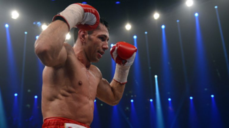 Sturm wins rematch with Fedor Chudinov, claims WBA 168-pound title