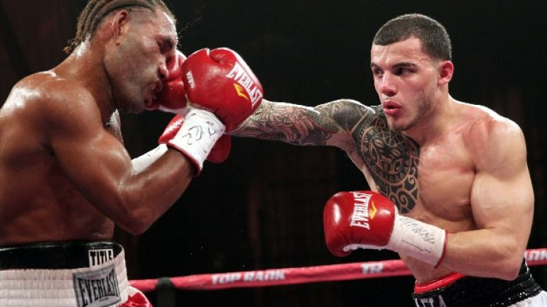 Glen Tapia to fight Keenan Collins on  June 14