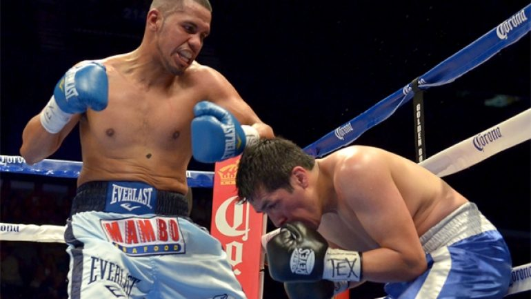 Juan Diaz and Mike Alvarado return on Saturday night