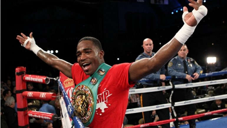Spike TV will go ahead with boxing card if Adrien Broner is not available