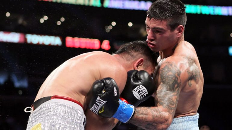 Lucas Matthysse eyes John Molina, rematch with Danny Garcia