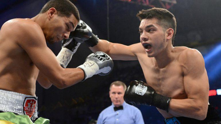 Omar Figueroa fighting for family vs. Daniel Estrada