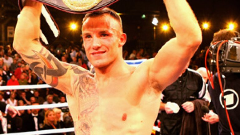 Returning Mikkel Kessler eyes Andre Ward, Carl Froch, Gennady Golovkin