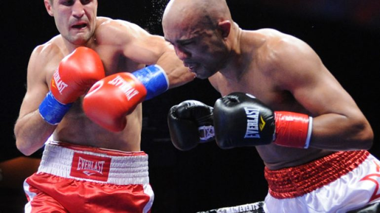 Sergey Kovalev envisions unification fight with Bernard Hopkins