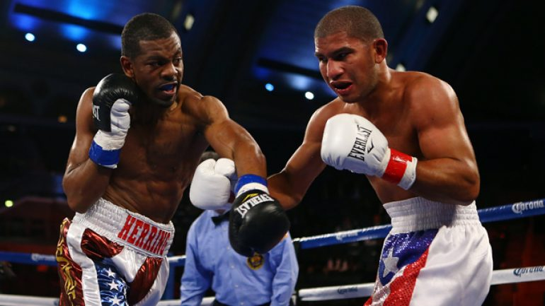 Jamel Herring begins busy 2016 with FS1 main event