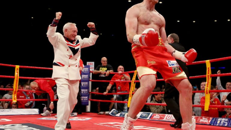 David Price returns with first round win