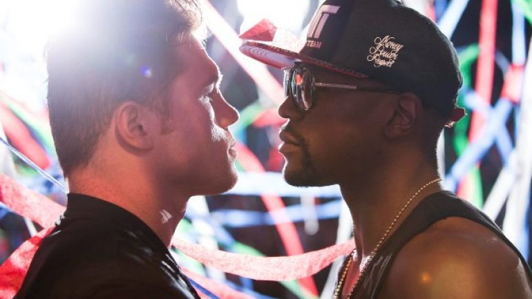 Canelo Alvarez wants to take Mexican dates from Floyd Mayweather Jr.