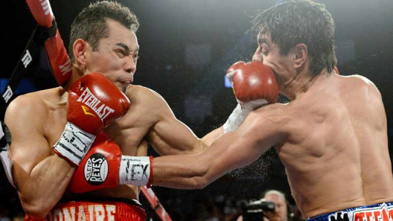 Donaire-Darchinyan II in sight