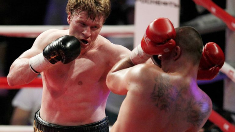 Povetkin and Perez to do battle on Friday for a shot at Deontay Wilder