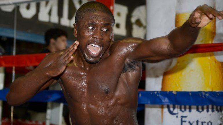 Andre Berto moved by Andre Ward, Nelson Mandela in 'dark' days