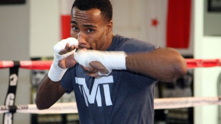 Mickey Bey to fight on Erislandy Lara-Ishe Smith card on May 2