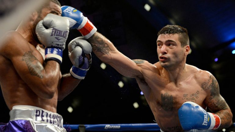 Lucas Matthysse off Canelo-Khan card due to eye discomfort