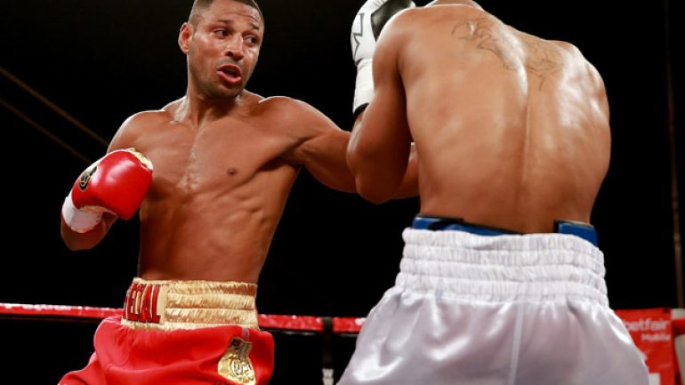 Kell Brook promised IBF welterweight title shot by July 19